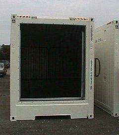 рефрижераторный контейнер безрефрижераторного агрегата